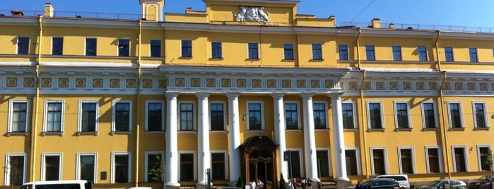 Yusupov Palace is one of Best in SPb by @oleganisimov.