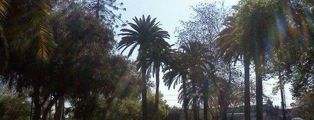 Parque de los Reyes is one of Santiago Centro 2.