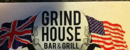Grind House Bar & Grill is one of Lugares guardados de Jeremy.