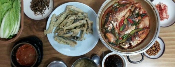 앞뱅디식당 is one of Jeju Food 濟州道 飮食 제주 음식.