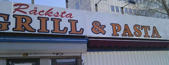 Råcksta Grill is one of Stockholm.