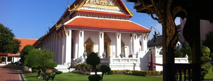 The National Gallery is one of Bangkok.