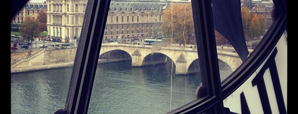 Museo de Orsay is one of World Sites.