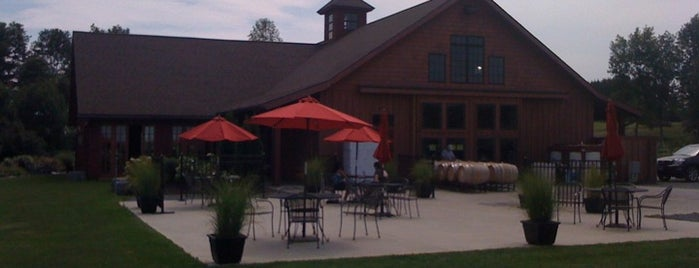 Anyela's Vineyard is one of So, You're Stuck In Syracuse..