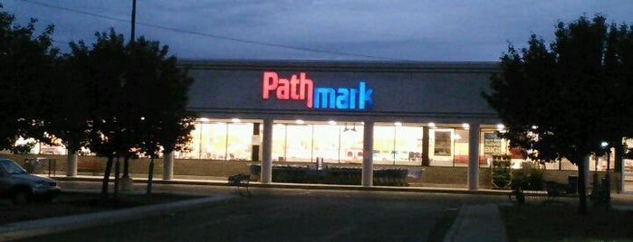 Pathmark is one of Work Locations.