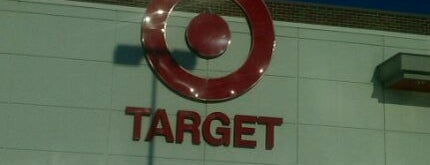 Target is one of Lieux qui ont plu à Maddie.