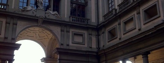 Galleria degli Uffizi is one of Best of World Edition part 1.