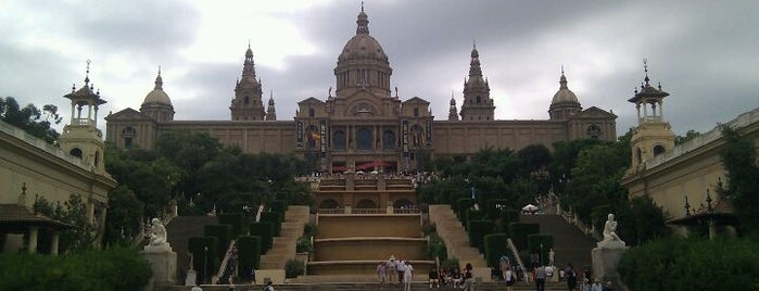 Museu Nacional d'Art de Catalunya (MNAC) is one of Favorite places in Barcelona.