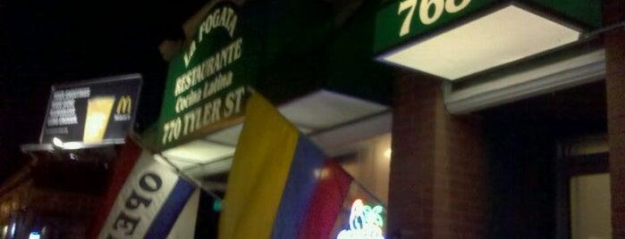 La Fogata Restaurante is one of Restaurants I've been to.