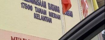 Sek Keb Batang Merbau is one of Learning Centers #2.