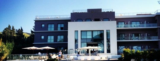 Kube Hotel is one of Design Hotels.