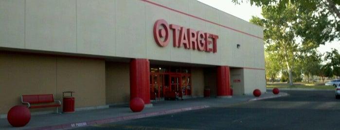 Target is one of Orte, die Krysten gefallen.