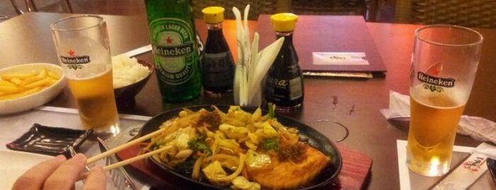 Asia Sushi Beer is one of สถานที่ที่บันทึกไว้ของ Srta.