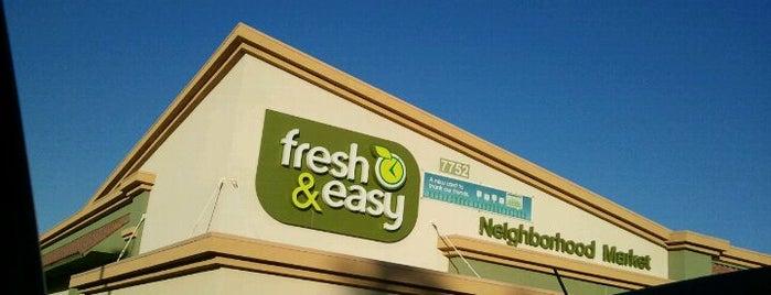 Fresh & Easy Neighborhood Market is one of Tosha : понравившиеся места.