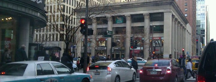 The Magnificent Mile is one of Co Dance Chicago Trip.