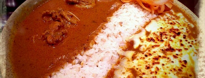Curry Kingdom KELARA is one of カレーが好き☆*:.。. o(≧▽≦)o .。.:*☆.