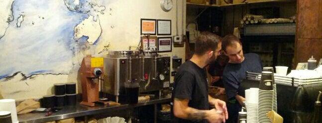 Ninth Street Espresso is one of New York.