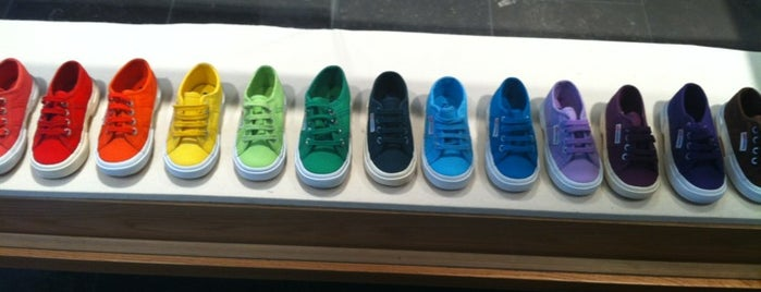 Superga is one of NY Stores.