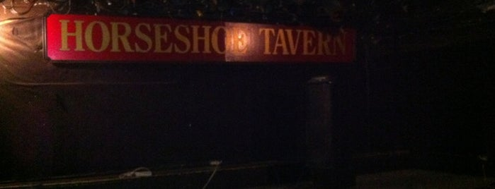 Horseshoe Tavern is one of Songsa.