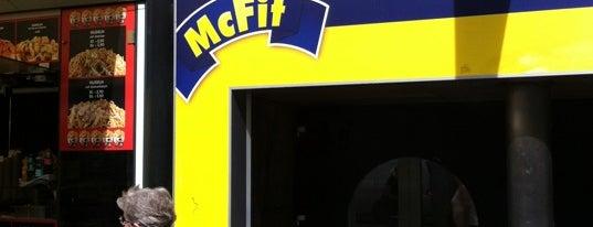 McFIT is one of Tempat yang Disukai Cem.