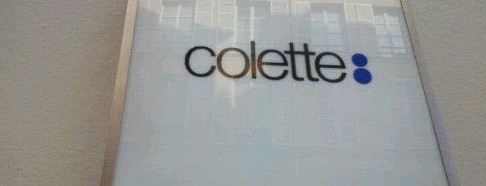Colette is one of Interesting....