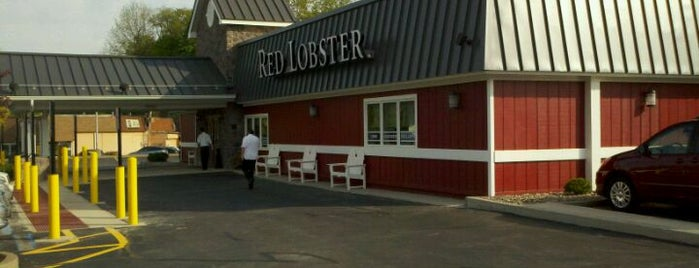 Red Lobster is one of Locais curtidos por Lisa.