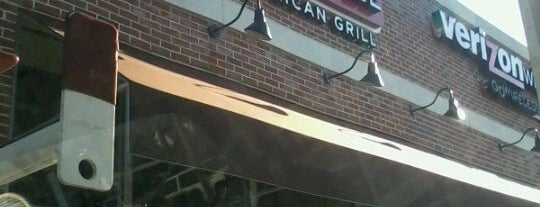 Chipotle Mexican Grill is one of Long Island.