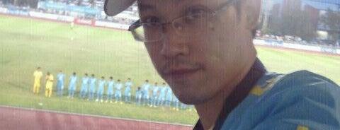 สนามกีฬากลางจังหวัดระยอง is one of D2 Group B Champion League 2011.