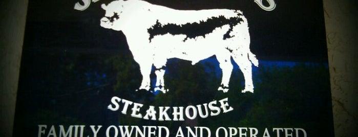 Jess & Jim's Steak House is one of Donovan: сохраненные места.