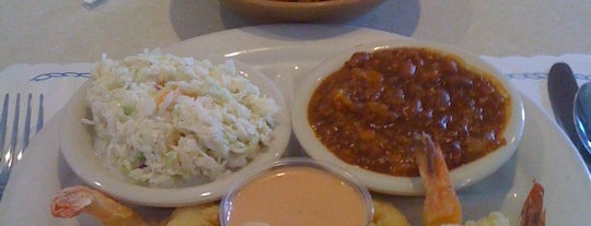 O'Steen's Seafood Restaurant is one of Favorite Seafood Restaurants in Florida.