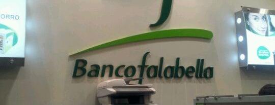 Banco Falabella is one of Locais curtidos por Lorena.