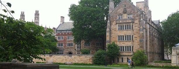 Yale University - Berkeley College is one of Tempat yang Disukai Oli.