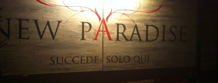 New Paradise Club Prive Milano is one of Posti salvati di Turismo Rurale B&B.