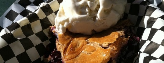 Linn's Easy As Pie Cafe is one of Central CA Coast.