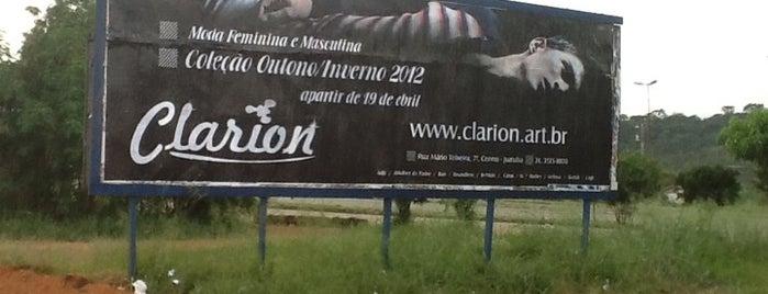 Clarion Loja is one of Eu estivem aqui.