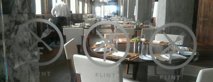 FLINT is one of Restaurants To Try.