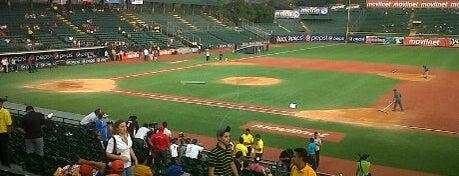 Estadio Alfonso Chico Carrasquel is one of Estadios Liga Venezolana de Béisbol Profesional.