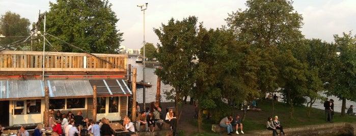 Hannekes Boom is one of Amsterdam '13.