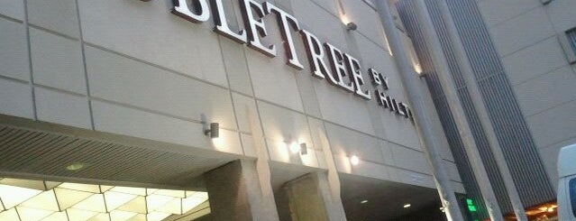 DoubleTree by Hilton Hotel Omaha Downtown is one of Hotels.