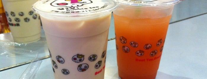 Vivi Bubble Tea is one of New York.