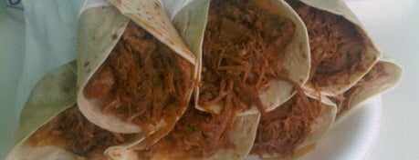 La Frontera Tacos is one of Food and Bars.