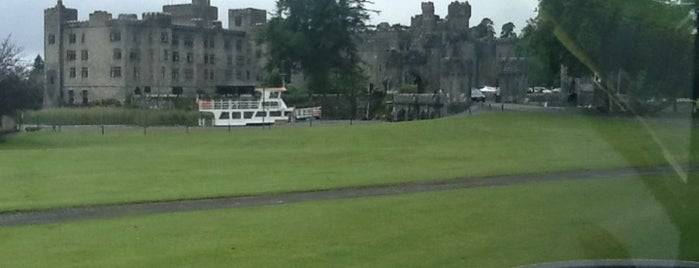 Ashford Castle is one of Ireland.