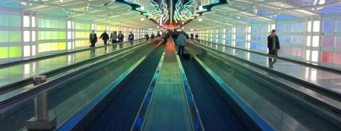 오헤어 국제공항 (ORD) is one of International Airport Lists (2).