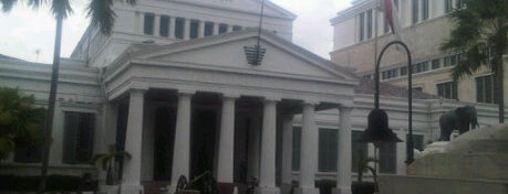 Museum Nasional Indonesia is one of To-Visit (Jakarta).