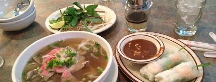 Phở Quyên Vietnamese Restaurant is one of Twain's Favorite Tampa Bay Restaurants.