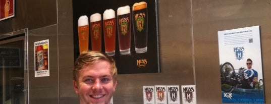 Mike Hess Brewing is one of Breweries in San Diego.
