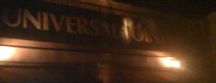 Universal Joint is one of Decatur, GA Pubs I frequent.
