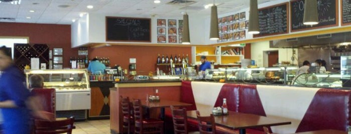 Forno Pizzeria & Grille is one of สถานที่ที่ AJ ถูกใจ.