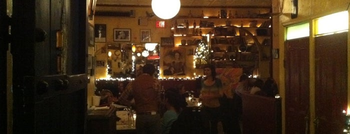 Pink Pony Cafe is one of NYC Restaurants: To Go.