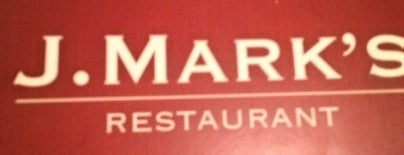 J Marks is one of Restaurants.